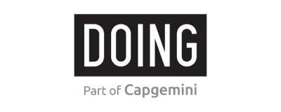 Doing Capgemini logo